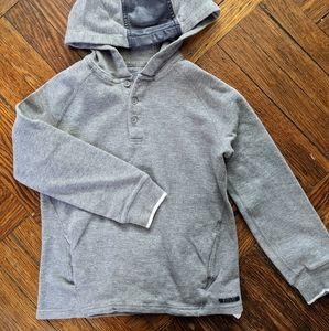 Ralph Lauren shirt hoodie